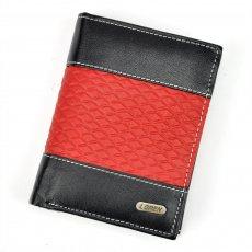 Loren N4-DDG černá + červená