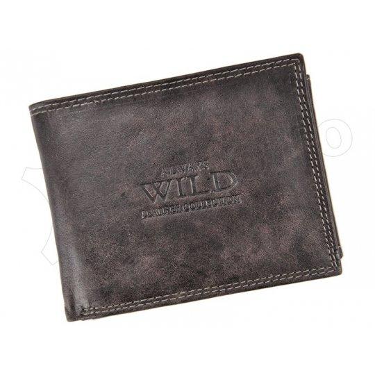Wild N992-MCR černá
