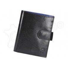 Ronaldo N4L-VT RFID černá + modrá