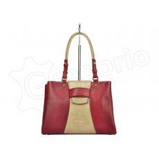 Gilda Tonelli 5169 VIT.ENGLANG červená + béžová