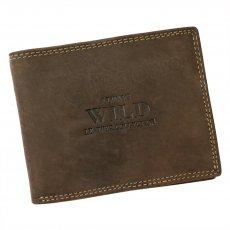 Wild N992-MHU RFID hnědý