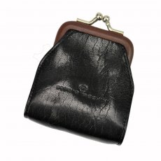 Sergio Tacchini K23 094 P434 černá + tmavě hnědá