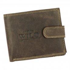 Wild N992L-P-CHM RFID hnědý