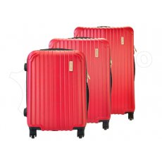 Pierre Cardin ABS1226 RUIAN07 x3 Z červené