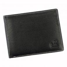 Money Kepper CC 5602 černá + šedá