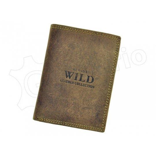 Wild D1072-MHU hnědý