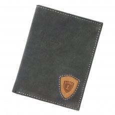 Loren N4-STL RFID černá + hnědá