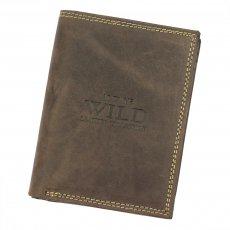 Wild N4-P-CHM RFID hnědý