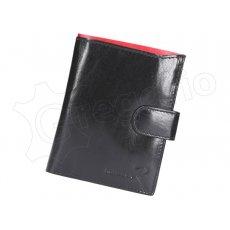 Ronaldo N104L-VT RFID černá + červená