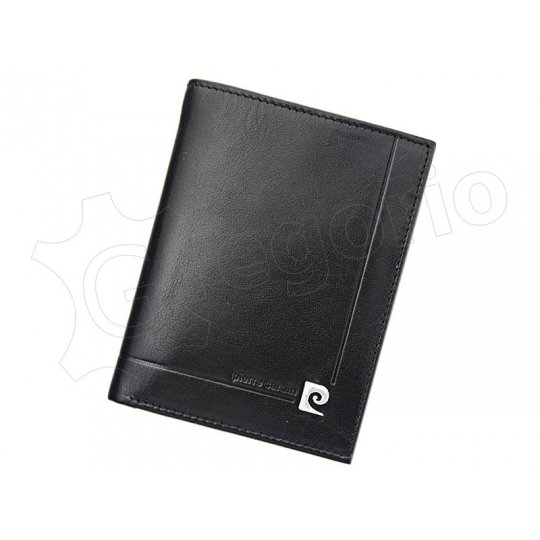 Pierre Cardin YS507.1 326 RFID černá