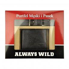 Always Wild PSB-N7-01-GG černá