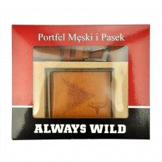 Always Wild PSB-N7-01-GG světle hnědá