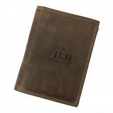 Wild N4-MHU RFID hnědý