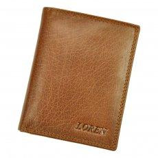 Loren N4-BFL RFID hnědý