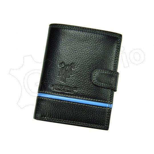 Harvey Miller Polo Club 5313 PL04 černá