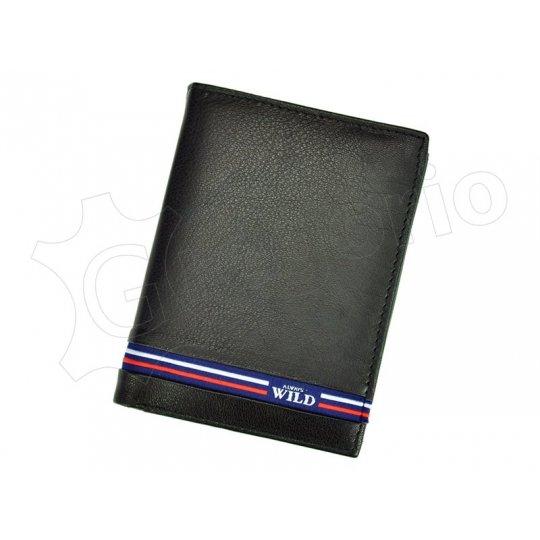 Wild N4-GV RFID černá