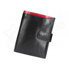 Ronaldo D1072L-VT RFID černá + červená