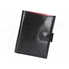 Ronaldo N4L-VT RFID černá + červená