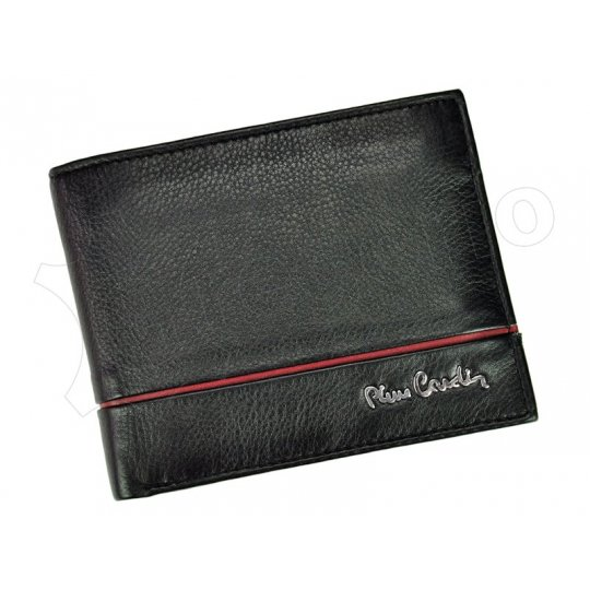 Pierre Cardin SAHARA TILAK15 8806 černá + červená