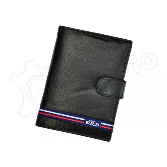 Wild N4L-GV RFID černá