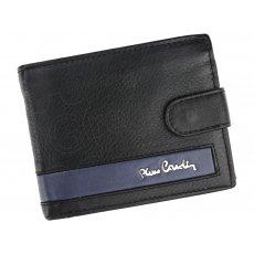 Pierre Cardin CB TILAK26 323A RFID černá + modrá