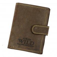 Wild N4L-P-CHM RFID hnědý
