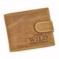 Wild N0035L-CHM RFID koňak