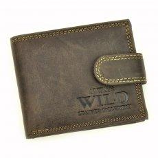 Wild N0035L-CHM RFID hnědý