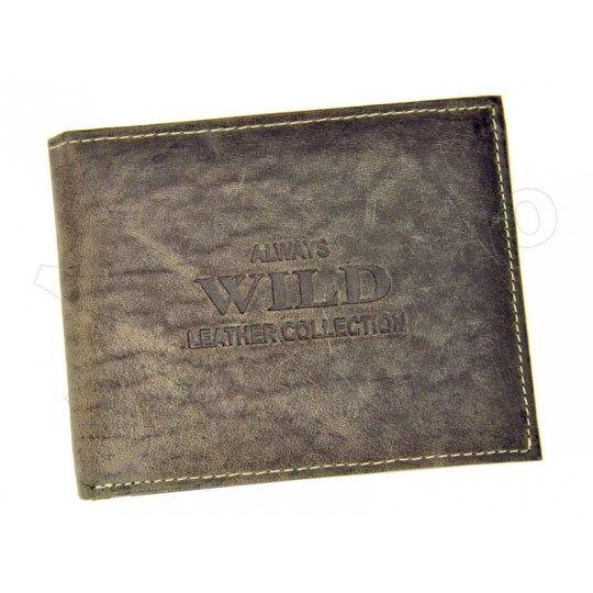 Wild RMH-03-CFL tmavě hnědá